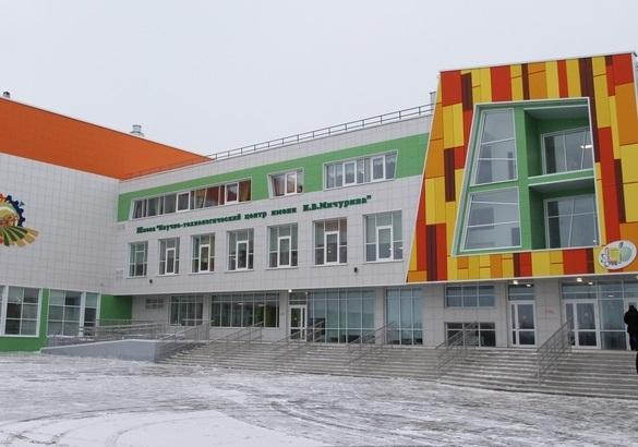 Школа СКОЛКОВО - Мичуринск