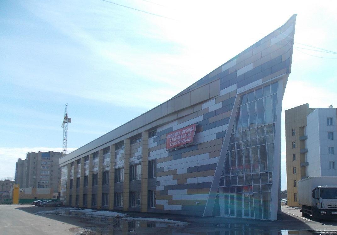 Офисное здание на ул.Киквидзе