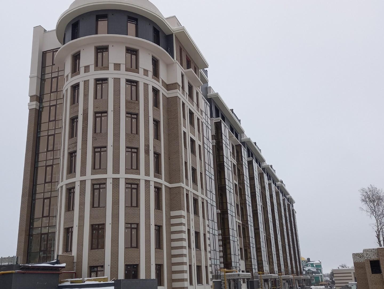Жилой комплекс по ул.Карла Маркса 20г